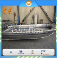Chinese 14ft aluminum boat building
