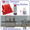 Automatic Liquid Detergent Filling and Capping Machine Made in china/0086-18321225863