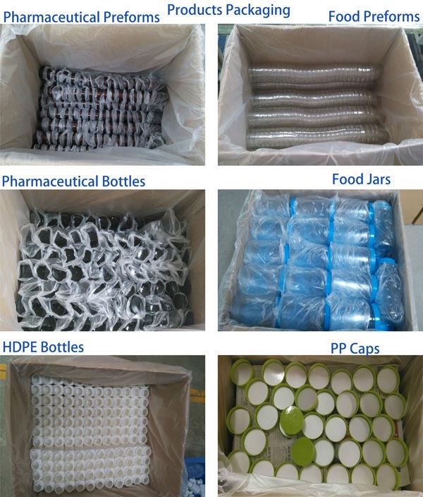 Plástico frascos de especiarias, Garrafas de plástico tempero, Garrafa tempero