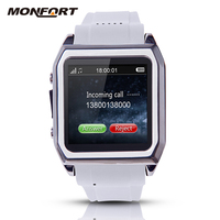 Touch Screen waterproof wrist Android 3G watch smart mobile phone for sony smart watch