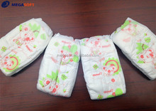 Scale baby diapers production in China