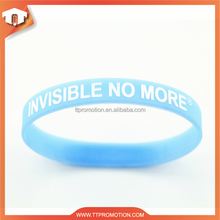 Wholesale top quality party and festival silicon wristband