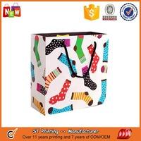 Fancy custom made paper gift bag