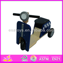 2015 New children bike,popular Wooden three wheels tricycle and hot sale toy's tricycle for kids WJ278753