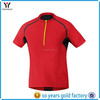 100% Polyester Men's training and Jogging t shirts mens quick dry sports t shirt