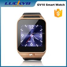 Auto-Fucos Camera 1.3 Megapixels Bluetooth Shot Mobile Smart Watch Phone