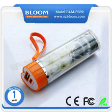 CE FCC ROHS heart shape 2200mah real capacity usb charger for mobile phones, cheapest usb charger for promotional gift