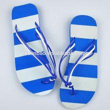 a la medida especial de los niños personalizada de goma flip flops
