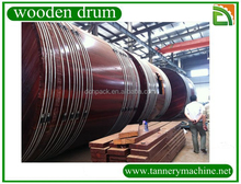 leather machine tannery drum tan skin and drum