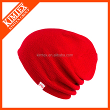 Wholesale fashion knitted child hat