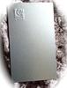 flash silver powder coating