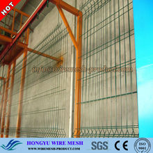 used chain link fence panels/fence making machine/anti-climb fence