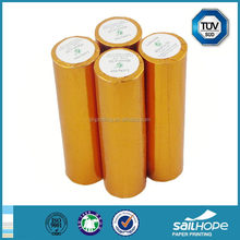 High quality top sell self adhesive thermal paper for flex