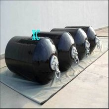 using for dock by infloating boat rubber fender