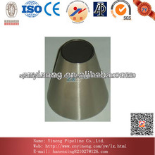 accesorios para reducción concéntrica de acero aleado de China