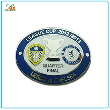 Professional cuatom football league cup badges