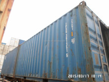 20ft shipping dry container used