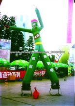 nuevos bailarines del aire para la promoción
