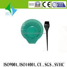 Buy wholesale direct from china salon hair dye bowl/mini hair brush set