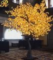 navidad led del árbol de arce de luz del árbol de navidad la luz
