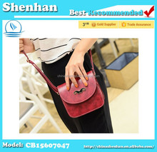 New arrival fashion pu leather camera cover shoulder bag