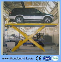 mobile car lift with CE
