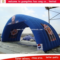 Guangzhou Big Discount Superior Quality Giant Sewed Inflatable Tent For Wedding and Party/inflatable stage tent