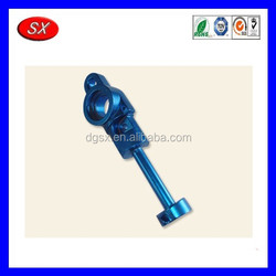 Small motorcycle parts , various motorcycle parts , precision aluminum motorcycle parts passed ISO 9001