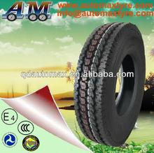 All steel radial type truck and bus tyre 295/80R22.5