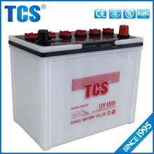 2015 Main Current 75D31L rechargeable battery for remote control car 12v75ah battery powered car 12v dry battery