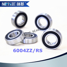 China supplier Cixi Negie factory made high speed precision 6004 motorcycle bearing ball bearings