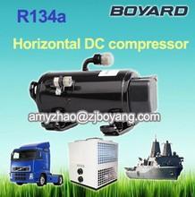 R134A BOYARD dc 24v mini air compressor 12v car portable for 12v air conditioner solar powered price