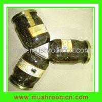 Black Truffles and Mushroom Paste