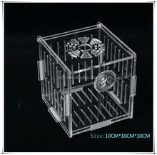 Acrylic fish breeding box, fish breeding tank