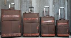 2014 fashionable EVA customize your own luggage