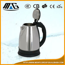 electric tray water electric tea Kettle with SS lid