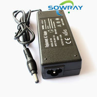 Laptop Adaptor For Toshiba 19V 3.95A with 75 Wh 5.5*2.5mm laptop adapter