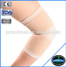 Cheap wholesale elastic Compression tennis elastic elbow support/High elasticity knee support