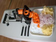 BR238N hot sell manual professional table vegetable slicer/ potato slicer