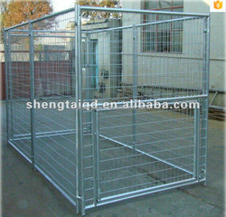 factory supplier heavy duty steel large dog fences
