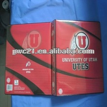2012 Dongguan Hot sale plastic pvc A4 paper file holder