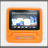 2014 New Products Eva Foam Shock Proof Kids 7'' Tablet Case For Kindle Fire HD 7