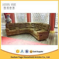 l shaped leather corner sofa with headrest lounge removable cover corner sofa