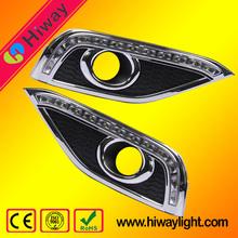 Super bright LED DRL for honda crv 2012 auto parts LED daytime running light