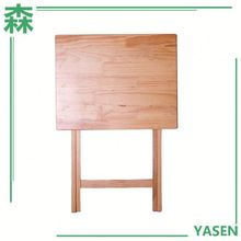 Yasen Houseware Folding Eating Table,Small Portable Wooden Folding Table,Portable Wood Table Design