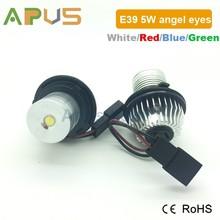 E39 E53 E60 E63 E64 E65 E66 E87 led angel eyes for bmw