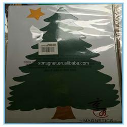 2015 New arrival !!! Promotional Fridge Tree Magnets For Chrismas Day Gift