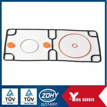 Professional manufacturer of rubber gasket/ viton rubber gasket of different rubber materials