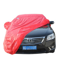 Christmas Hot Selling Printed Retractable Car Cover