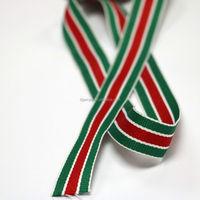 Silk screen printing/Heating transfer printing polyester ribbon/webbing/ tapeon